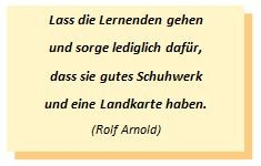 Zitat von Rolf Arnold